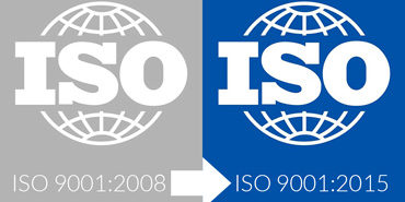 Quality Management Systems ISO 9001:2008 to ISO 9001:2015